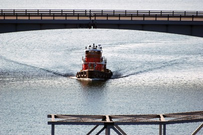 Sturgeon Bay Tug Boat