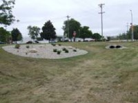 DCEDC landscaping