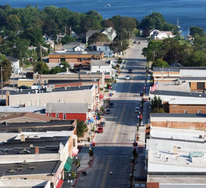 Sturgeon Bay - Downtown