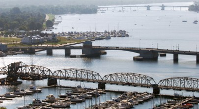 Sturgeon Bay bridges
