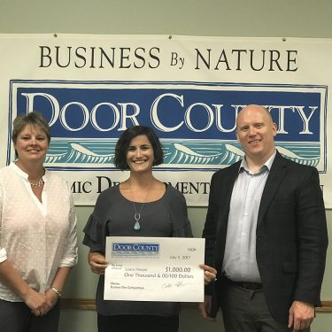 2017 Door County Business Plan Contest Winner